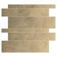 Wandtegels Gravel stroken Cream 5-10-15x60 rett (Doosinhoud 1,08 m²)