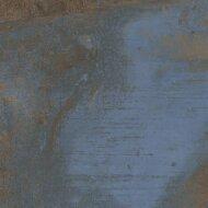 Vloertegel Flatiron Blue 90x90 cm Mat Blauw(doosinhoud 1.62 m2)