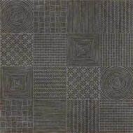 Vloertegel Arcana Marles Plomo 60x60 cm Antraciet (Doosinhoud 1.44 m2)