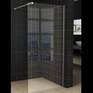 Inloopdouche Wiesbaden Slim Helder Glas 75x200 8mm Nano Coating