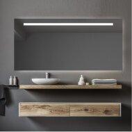 Badkamerspiegel LED BWS Spark 120x70 cm