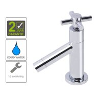 BWS Toiletkraan Bres 1/2 Chroom