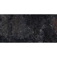 Vloertegel Cerriva Unique Blue Noble Lapatto Verloute 40x80 cm Antracite (doosinhoud 0.96m2)