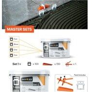 Tegel Leveling Systeem Master Set 1.5mm