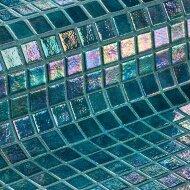 Mozaiek Ezarri Iris Jade 2,5 2,5x2,5 cm (Doosinhoud 2 m²)