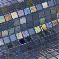 Mozaiek Ezarri Cocktail Blue Moon 2,5x2,5 cm (Doosinhoud 2 m²)