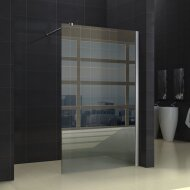 Douchewand Wiesbaden 90x200cm 10mm NANO coating