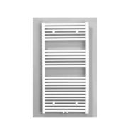 Radiator Sanicare Middenaansluiting Recht 810 Watt Inclusief Ophanging 120x60 cm Wit