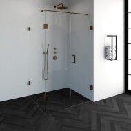Douchecabine Compleet Just Creating Profielloos 3-Delig 100x120 cm Koper