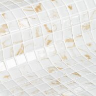 Mozaiek Ezarri Gemma Quartz 2,5x2,5 cm (Doosinhoud 2 m²)