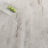 Vloertegel Timewood Grey 30x180 cm