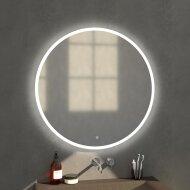 Ronde LED Spiegel Edge Ø70cm