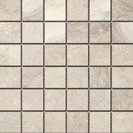 Mozaïektegel Cristacer Tavertino Di Caracalla Bianco 33.3x33.3cm (Per m2)