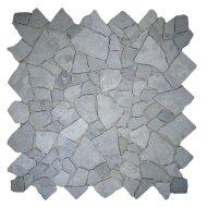 Mozaïek XL Light Gray Marmer 50x50 cm (Prijs per 1m²)