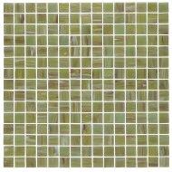 Mozaïektegel The Mosaic Factory Amsterdam Vierkant 20x20x4 mm Lichtgroen