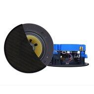 Speakerset Aquasound Conga Wifi-Audio 230 mm Airplay + DLNA 70 Watt Zwart