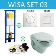 Wisa XS set03 Geberit Econ (Met Argos of Delos drukplaat)
