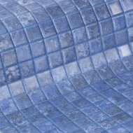 Mozaiek Ezarri Zen Bluestone 2,5x2,5 cm (Doosinhoud 2 m²)