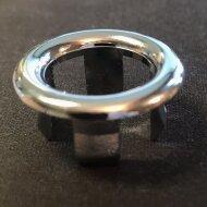 Overloop ring Wiesbaden Chroom Ring tav wastafels