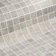 Mozaiek Ezarri Zen Pale Cherry 2,5x2,5 cm (Doosinhoud 2 m²)