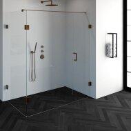Douchecabine Compleet Just Creating Profielloos 3-Delig 90x180 cm Koper