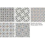 Terrazzo tegels Casale Borgo grigio 25x25 mix (Doosinhoud 0,75 M²)