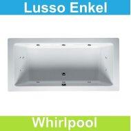 Ligbad Riho Lusso 180x90 cm Whirlpool Enkel systeem