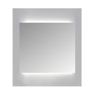Spiegelkast Sanicare Qlassics Ambiance 60 cm 1 Deur Hoogglans Wit
