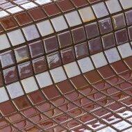 Mozaiek Ezarri Metal Opalo 2,5x2,5 cm (Doosinhoud 2 m²)