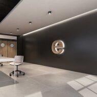 Vloertegel XL Etile Black Mat Zwart 120x260 cm (prijs per stuk van 3.12m²)