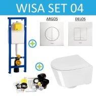 Wisa XS set04 Calitri Urby compact (Met Argos of Delos drukplaat)