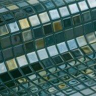 Mozaiek Ezarri Metal Esmeralda 2,5x2,5 cm (Doosinhoud 2 m²)