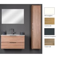 Badkamermeubel Boss & Wessing Siena 90 cm (Verkrijgbaar in 4 kleuren)
