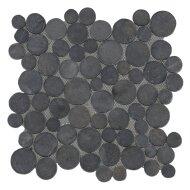 Mozaïek Coin Gray Marmer 30x30 cm (Prijs per 1m²)