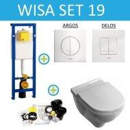 Wisa XS set19 O.Novo DirectFlush (Met Argos of Delos drukplaat)