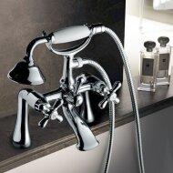 Hotbath Amice badmengkraan Chroom A030DMCR dekmontage