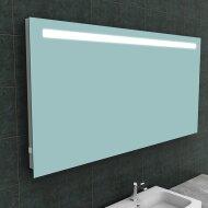 Badkamerspiegel Boss & Wessing Mire Rechthoek Inclusief LED Verlichting + Stopcontact 160 cm