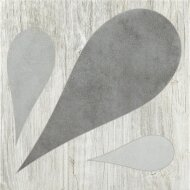 Wandtegel Alaplana Century Toulouse Mate 20x20 cm (Doosinhoud 1,00 m2)