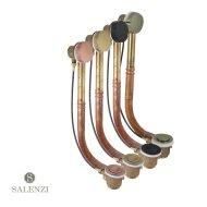 Salenzi Badafvoer zonder Vulcombinatie (keuze uit 4 kleuren)