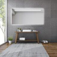 Spiegel Gliss Design Horizontaal Led Standaard Verlichting 140cm