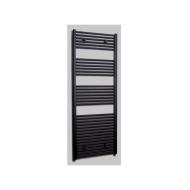 Radiator Sanicare Standaard Recht 1127 Watt Inclusief Ophanging 60x172 cm Antraciet