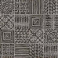 Vloertegel Arcana Marles Niquel 60x60 cm Donker Grijs (Doosinhoud 1.44 m2)