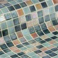 Mozaiek Ezarri Iris Moon 2,5x2,5 cm (Doosinhoud 2 m²)