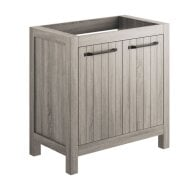 Allibert Wastafelonderkast Sheffield 80 cm Cart Eik 80x46x82 cm