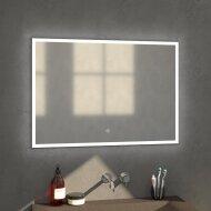 Badkamerspiegel met LED Verlichting Sanitop Edge 99x70x3 cm