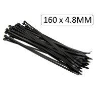 plieger tie ribs / kabelbinder 160*4,8mm (100 stuks)