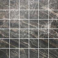 Mozaiek Cristacer Elektra Black 29.5x29.5 cm (doosinhoud 1.00m2)