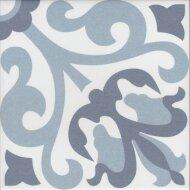 Vtwonen Douglas & Jones Vloer en Wandtegel Vintage Fitou Ocean 20x20 cm