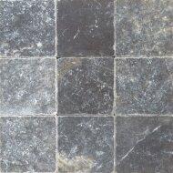 Vloertegel J-Stone Antique Blue Turks hardsteen 10x10cm (Doosinhoud 1,00m²) | Tegeldepot.nl