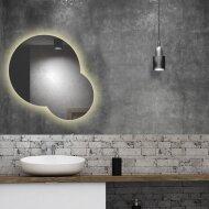 Badkamerspiegel Martens Design Barbapapa (alle maten, verlichting optioneel)